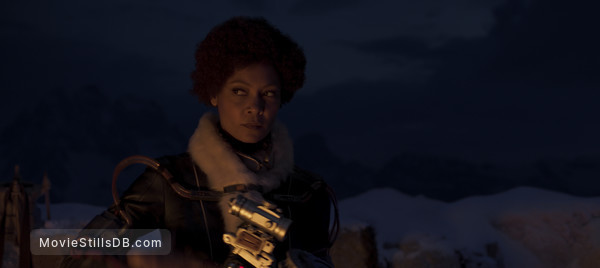 Solo: A Star Wars Story - Publicity still of Thandie Newton