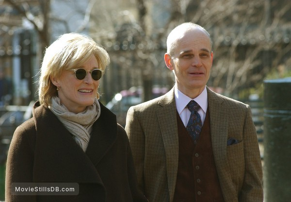 Damages - Publicity still of Glenn Close & Zeljko Ivanek