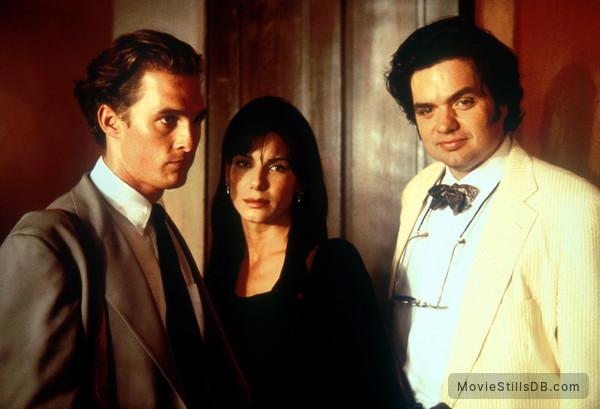 A Time to Kill - Publicity still of Sandra Bullock, Matthew McConaughey & Oliver Platt