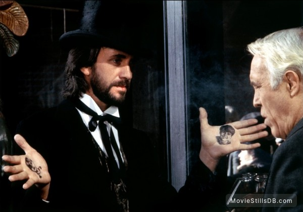 Something Wicked This Way Comes - Publicity still of Jonathan Pryce & Jason Robards
