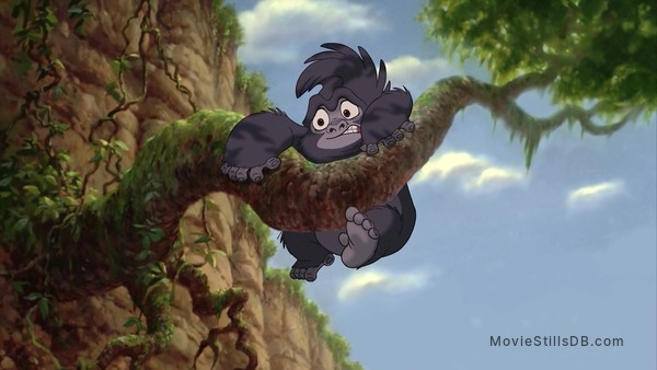Tarzan - Publicity still