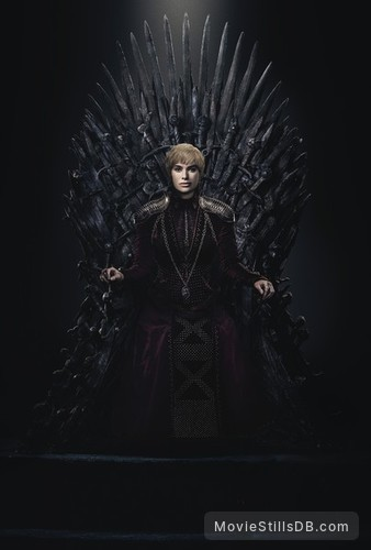 Game of Thrones - Promotional art with Lena Headey