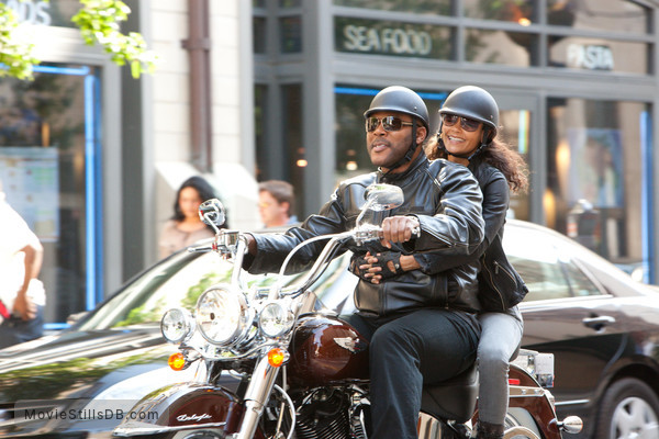 Good Deeds - Publicity still of Thandie Newton & Tyler Perry