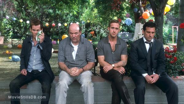 Crazy, Stupid, Love. -  Steve Carell, Ryan Gosling, Kevin Bacon & John Carroll Lynch
