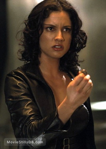 Blade 2 - Publicity still of Leonor Varela