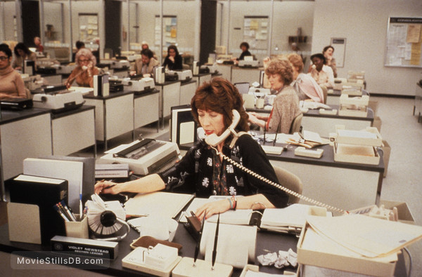 Nine to Five - Publicity still of Lily Tomlin