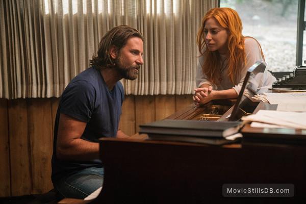 A Star Is Born - Publicity still of Bradley Cooper & Lady Gaga