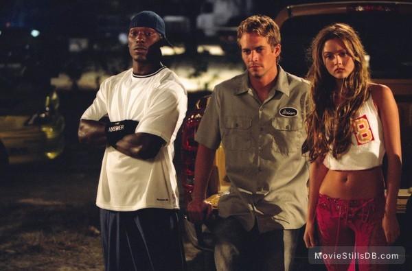 2 Fast 2 Furious - Publicity still of Paul Walker, Tyrese Gibson & Devon Aoki