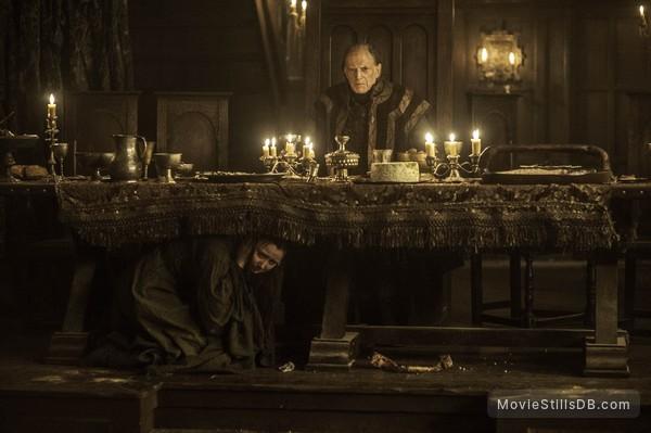 Game of Thrones - Publicity still of David Bradley & Kelly Long