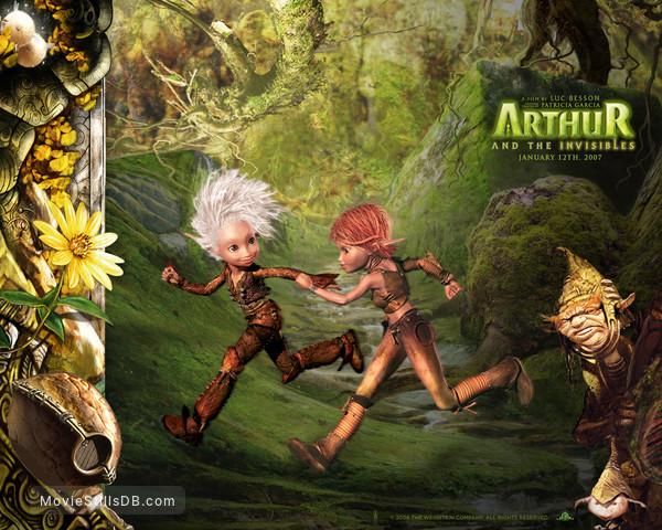 Arthur Et Les Minimoys Wallpaper