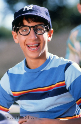 The Wonder Years - Publicity still of Josh Saviano