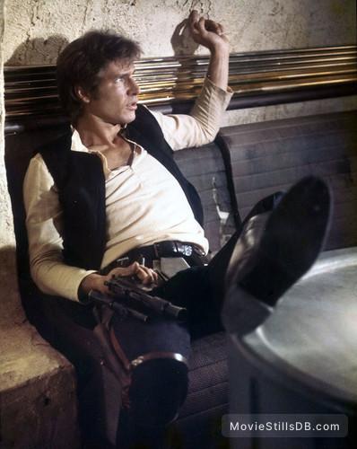 Star Wars - Publicity still of Harrison Ford