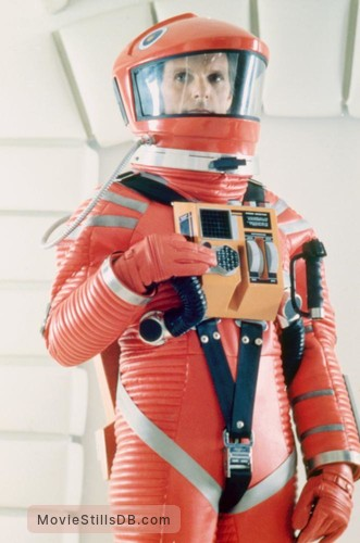 2010 - Publicity still of Keir Dullea
