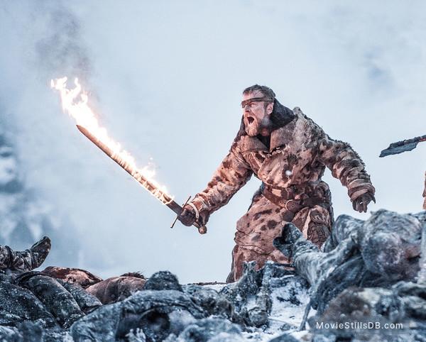 Game of Thrones - Publicity still of Richard Dormer