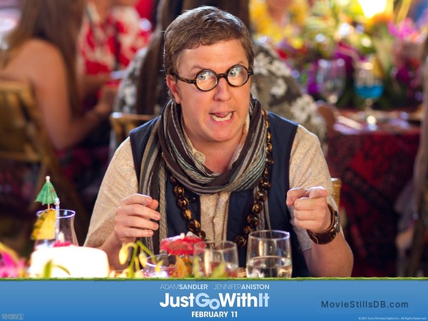 Just Go with It - Wallpaper with Nick Swardson