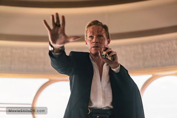 Solo: A Star Wars Story - Publicity still of Paul Bettany