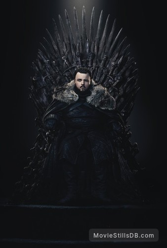 Game of Thrones - Promotional art with John Bradley
