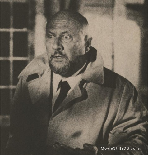 Halloween II - Publicity still of Donald Pleasence