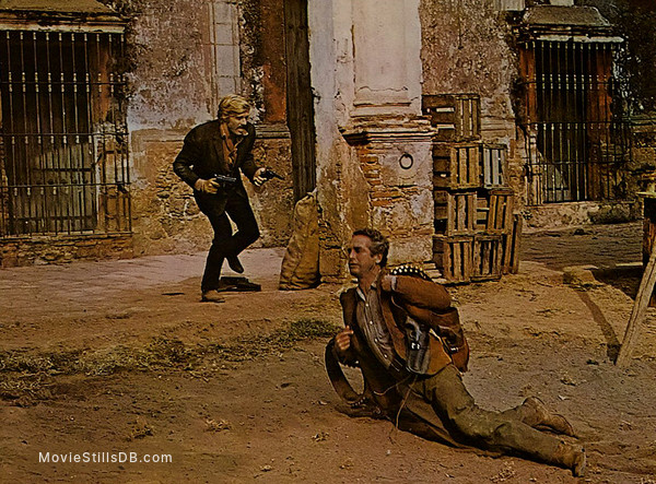 Butch Cassidy and the Sundance Kid - Publicity still of Paul Newman & Robert Redford