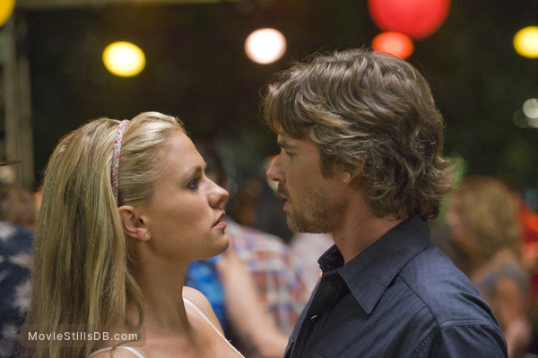 True Blood - Publicity still of Anna Paquin & Sam Trammell