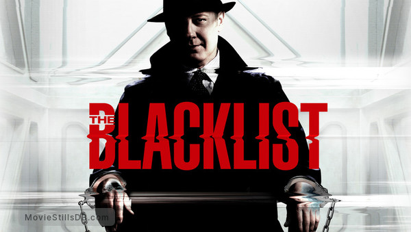 The Blacklist - Promotional art with James Spader