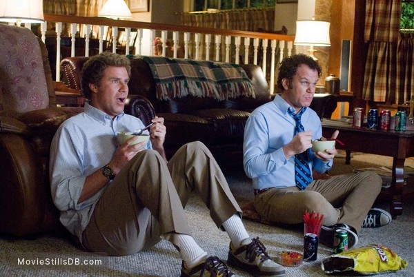Step Brothers - Publicity still of John C. Reilly & Will Ferrell