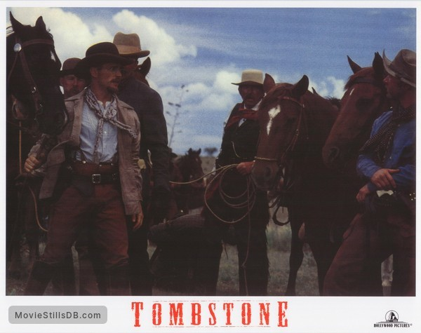 Tombstone - Lobby card