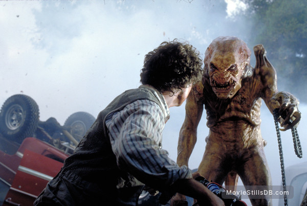 Pumpkinhead - Publicity still of Tom Woodruff Jr.