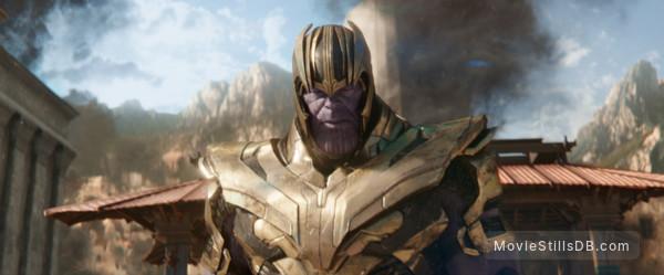 Avengers: Infinity War - Publicity still of Josh Brolin