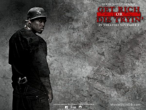 get rich or die tryin movie album download