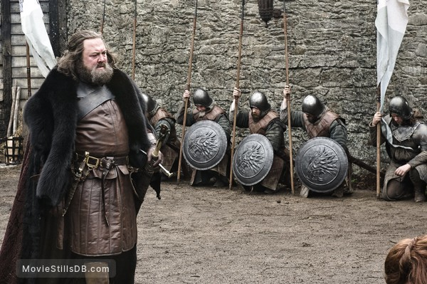 Game of Thrones - Publicity still of Mark Addy
