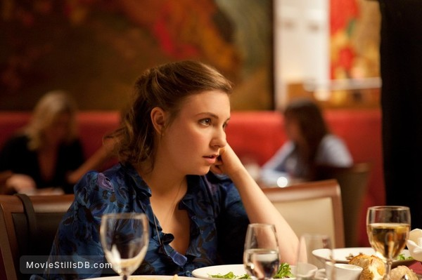 Girls - Publicity still of Lena Dunham