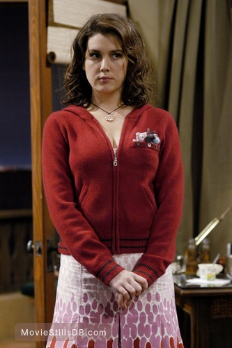 Two and a Half Men - Publicity still of Melanie Lynskey