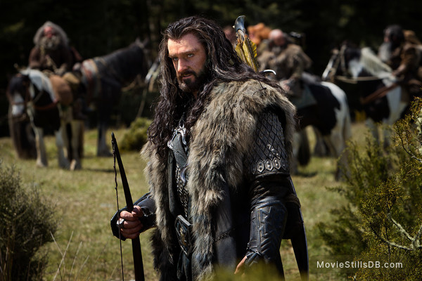 The Hobbit: An Unexpected Journey - Publicity still of Richard Armitage