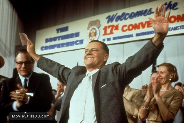 Hoffa - Publicity still of Jack Nicholson, J.T. Walsh & Natalija Nogulich