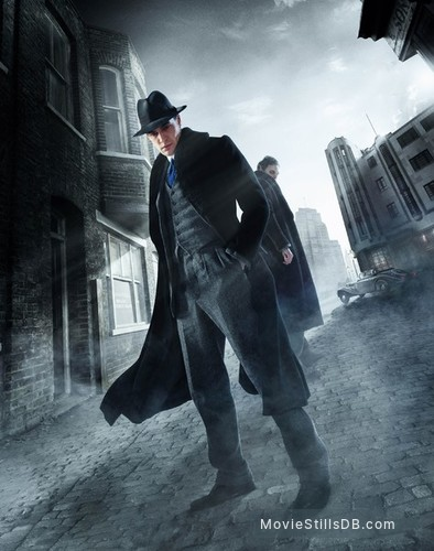 Jekyll & Hyde - Promotional art with Tom Bateman