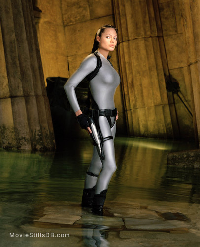 Lara Croft Tomb Raider The Cradle Of Life Publicity Still Of Angelina Jolie