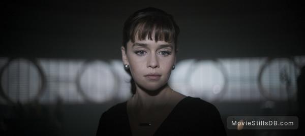 Solo: A Star Wars Story - Publicity still of Emilia Clarke
