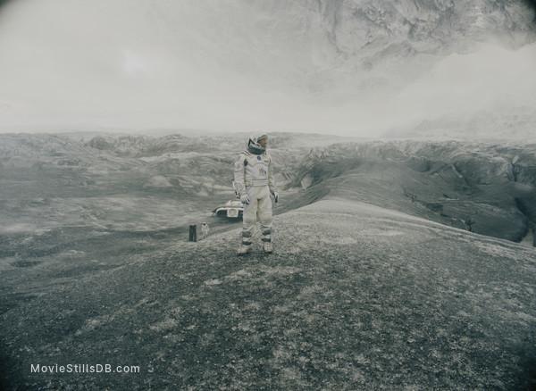 Interstellar - Publicity still of Matthew McConaughey