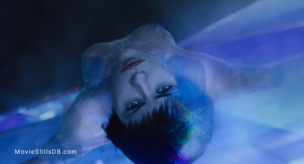 Ghost in the Shell - Publicity still of Scarlett Johansson