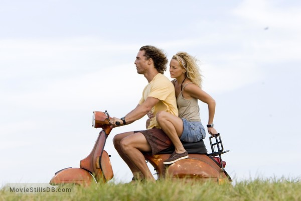 Fool's Gold - Publicity still of Matthew McConaughey & Kate