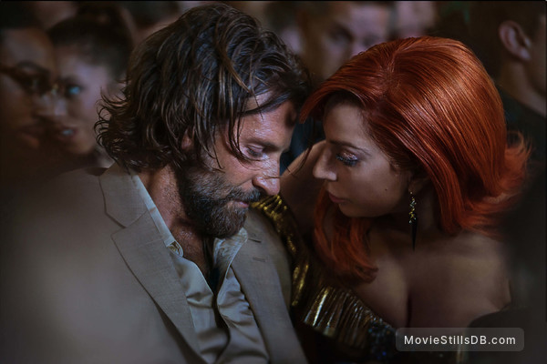 A Star Is Born - Publicity still of Lady Gaga & Bradley Cooper