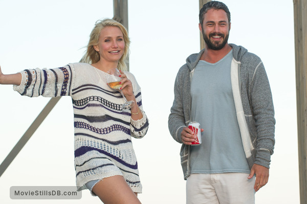 The Other Woman - Publicity still of Cameron Diaz & Taylor Kinney