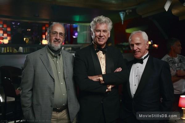 Supernatural - Publicity still of Barry Bostwick, Richard Libertini & John Rubinstein