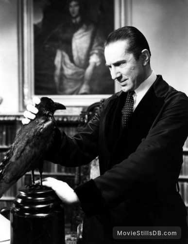The Raven - Publicity still of Bela Lugosi