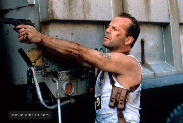 Die Hard: With a Vengeance - Publicity still of Bruce Willis