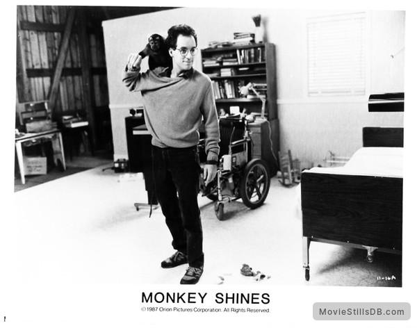 Monkey Shines - Publicity still of John Pankow