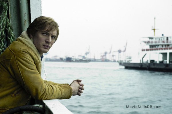 Tinker Tailor Soldier Spy - Publicity still of Tom Hardy