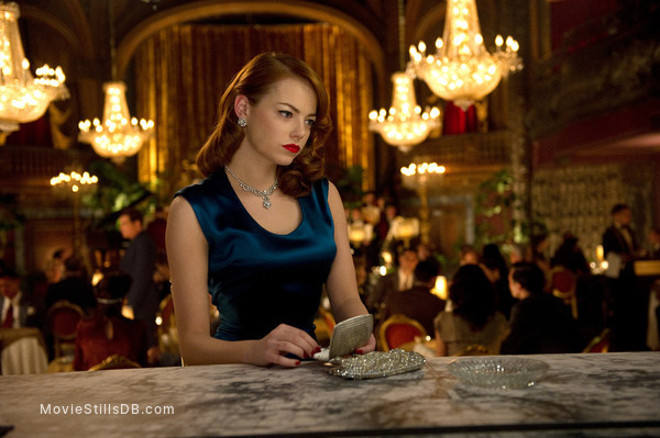 Gangster Squad - Publicity still of Emma Stone