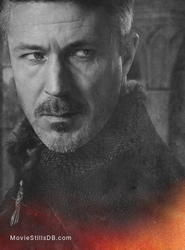 Game of Thrones - Promotional art with Aidan Gillen